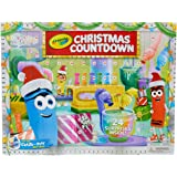 Crayola Kids Advent Calendar, Christmas Countdown Calendar, 24 Crafts, Gift
