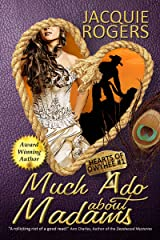 Much Ado About Madams (Hearts of Owyhee Book 1) Kindle Edition