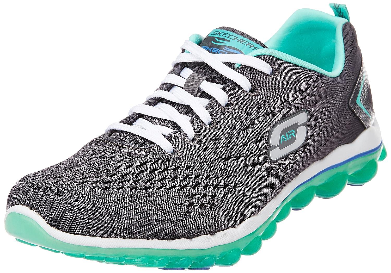 人気カラーの Skechers Women's Skech-Air 2.0 - 11 Discoveries Ankle-High Trim Fabric 11 Running Shoe B00L337YRK Charcoal Mesh/Turquoise Trim 11 B(M) US 11 B(M) US|Charcoal Mesh/Turquoise Trim, トライテック 通販部:c2b651c6 --- a0267596.xsph.ru