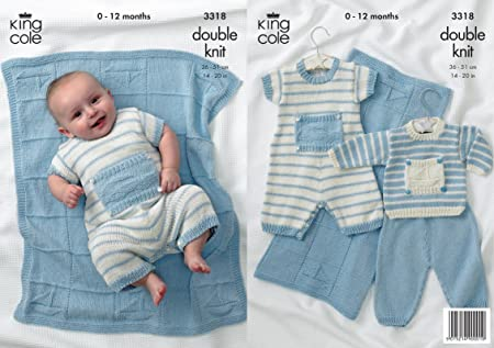 dfdb744bedf9 King Cole Baby Sweater