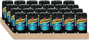 Schweppes Lemonade Soft Drink, 24 x 200ml