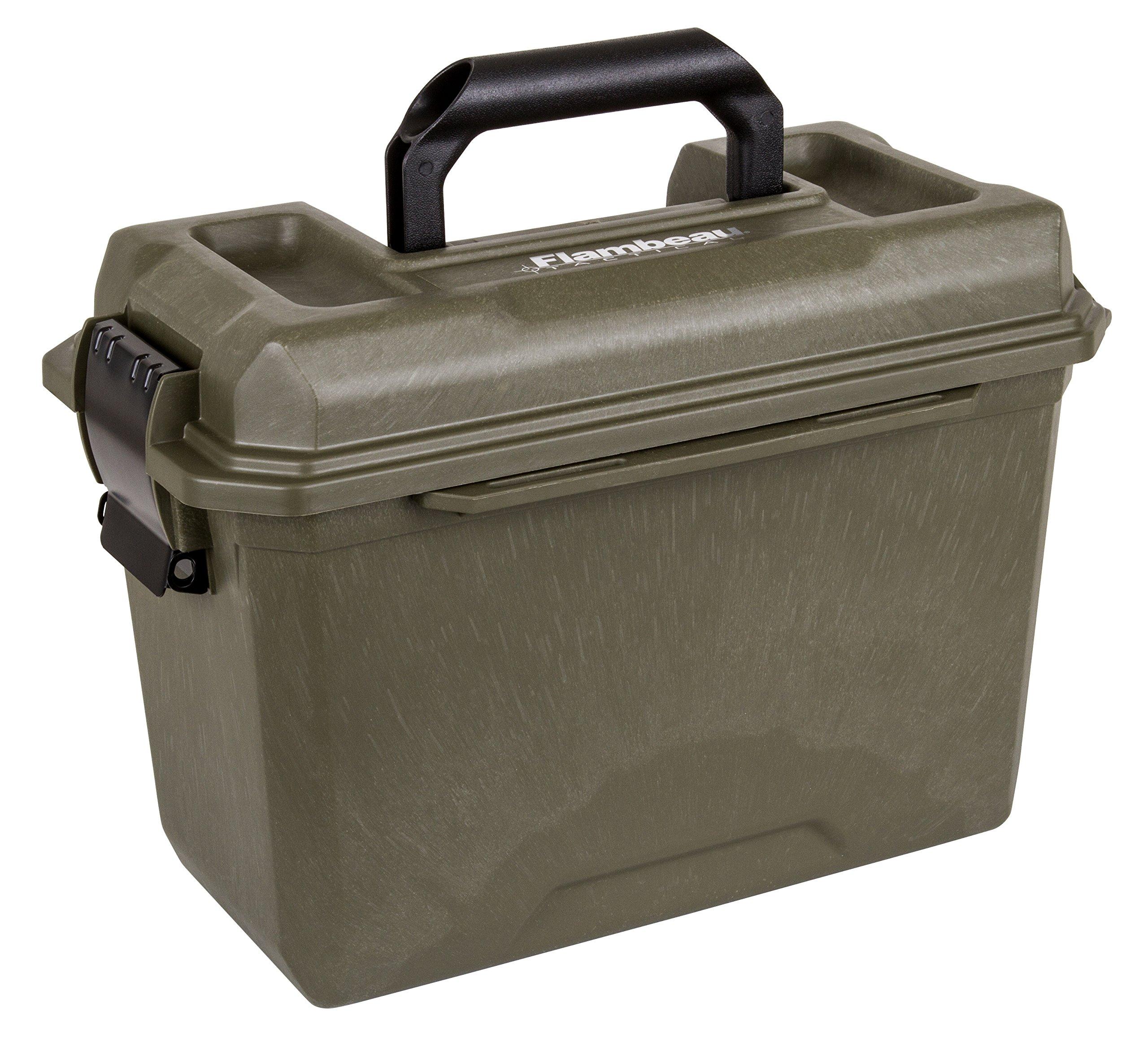 Flambeau Outdoors 8415BB HD Ammo Can, 14-inch Bulk Pallet