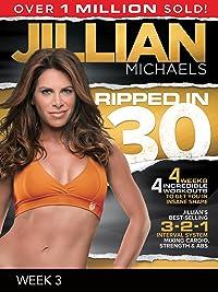 Ripped 30 Week Jillian Michaels product image