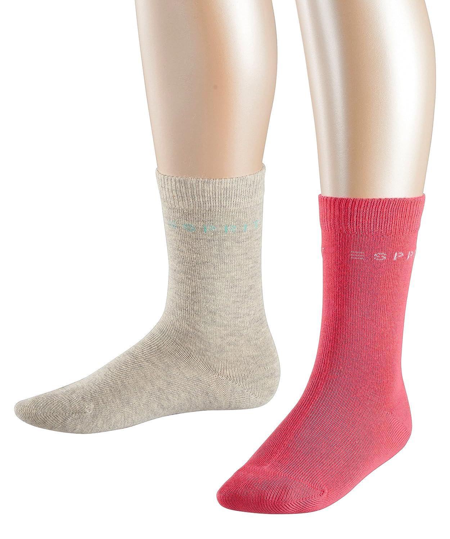 Pacco da 2 Bambina ESPRIT Foot Logo Calze,