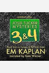 Josie Tucker Mysteries 3 & 4: Dead Man on Campus & Full Slab Dead Audible Audiobook
