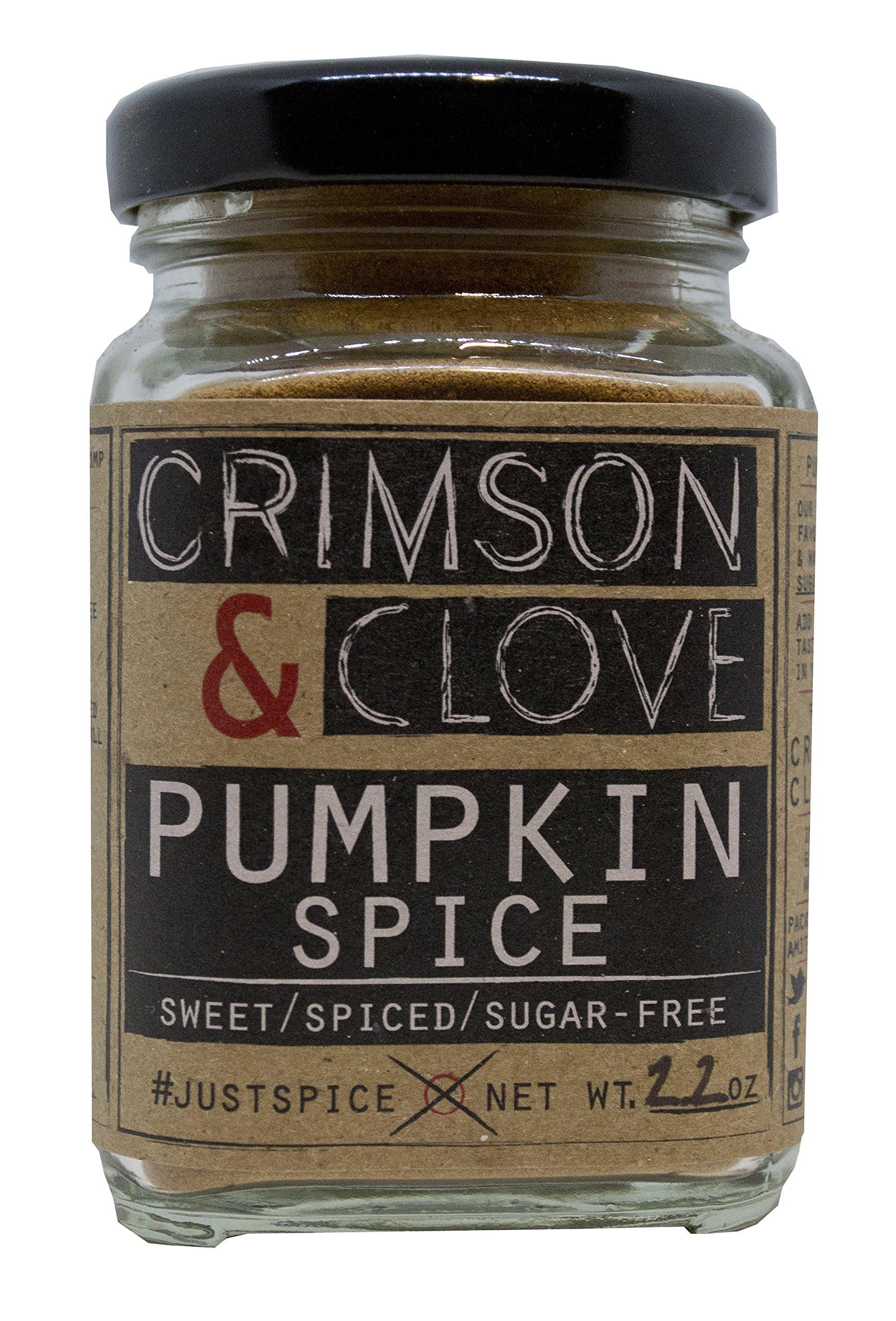 Sugar Free Pumpkin Spice by Crimson and Clove (2.2 oz.)