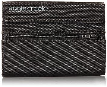a8ca73a19c20f8 Eagle Creek RFID International Geldbörse, 19 cm, Schwarz: Amazon.de ...