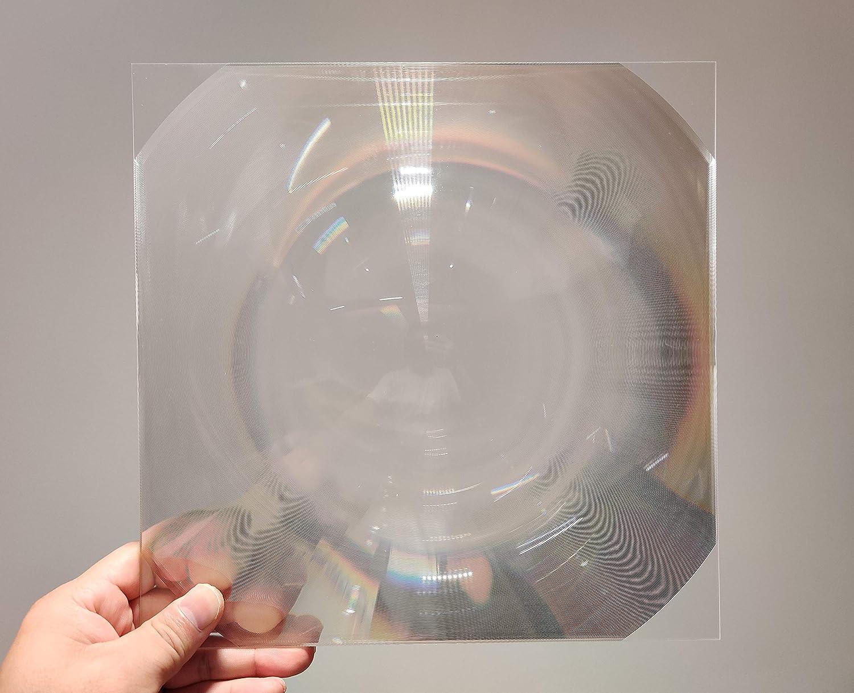 Acrylic Fresnel Lens Fire Starter