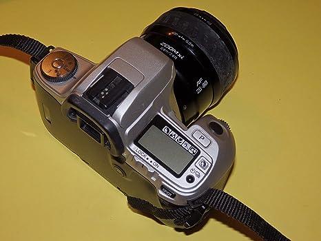 Minolta Dynax 505si Super - SLR Cámara - Cámara réflex analógica ...