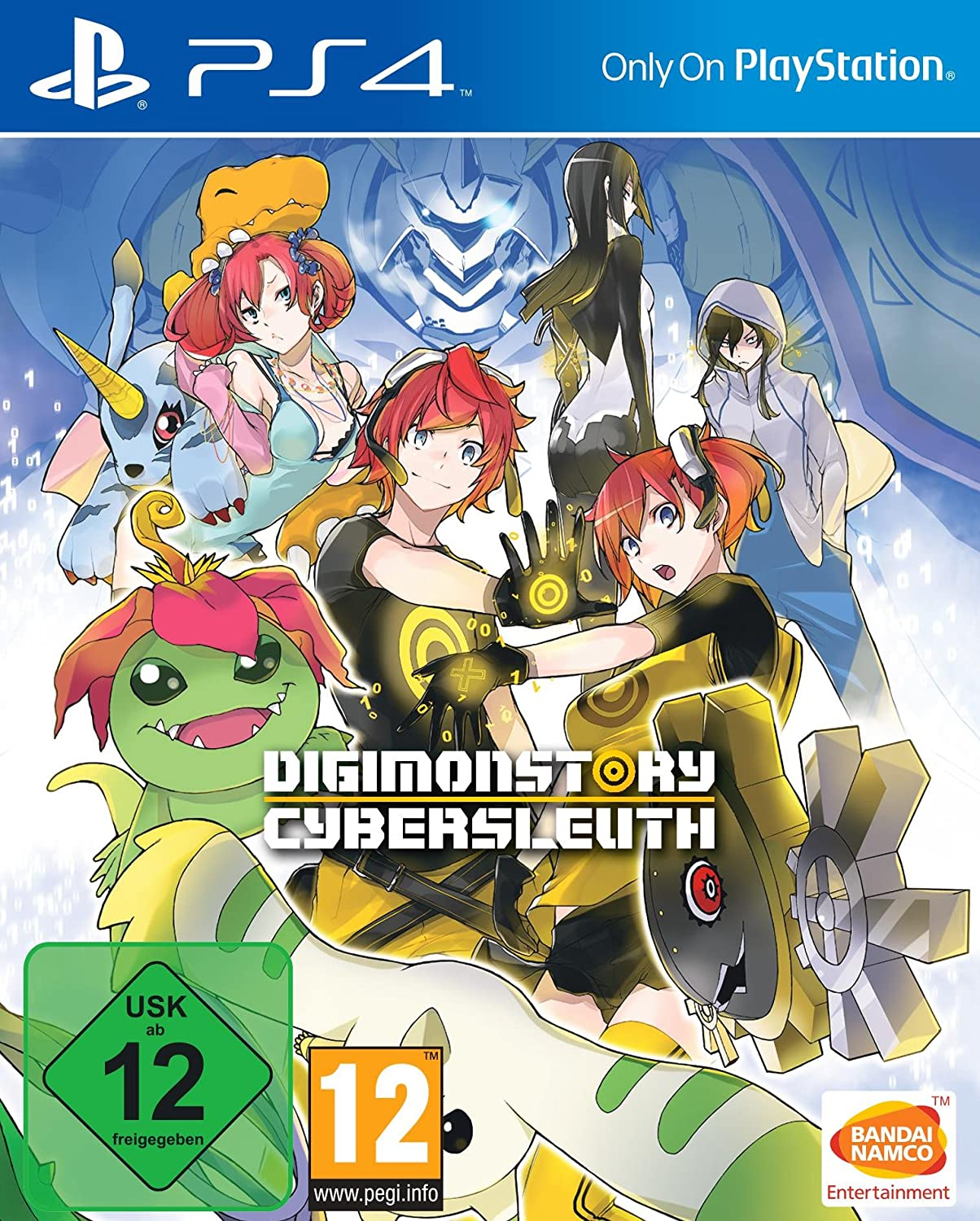 Digimon Cyber Sleuth - PlayStation 4 B0172YCCH0