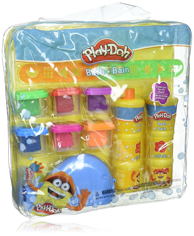 Amazon.com : TownleyGirl Play-Doh Bath Soap Molder Set with 2 ...
