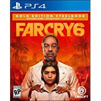 Far Cry 6 Gold Steelbook Edition - PlayStation 4