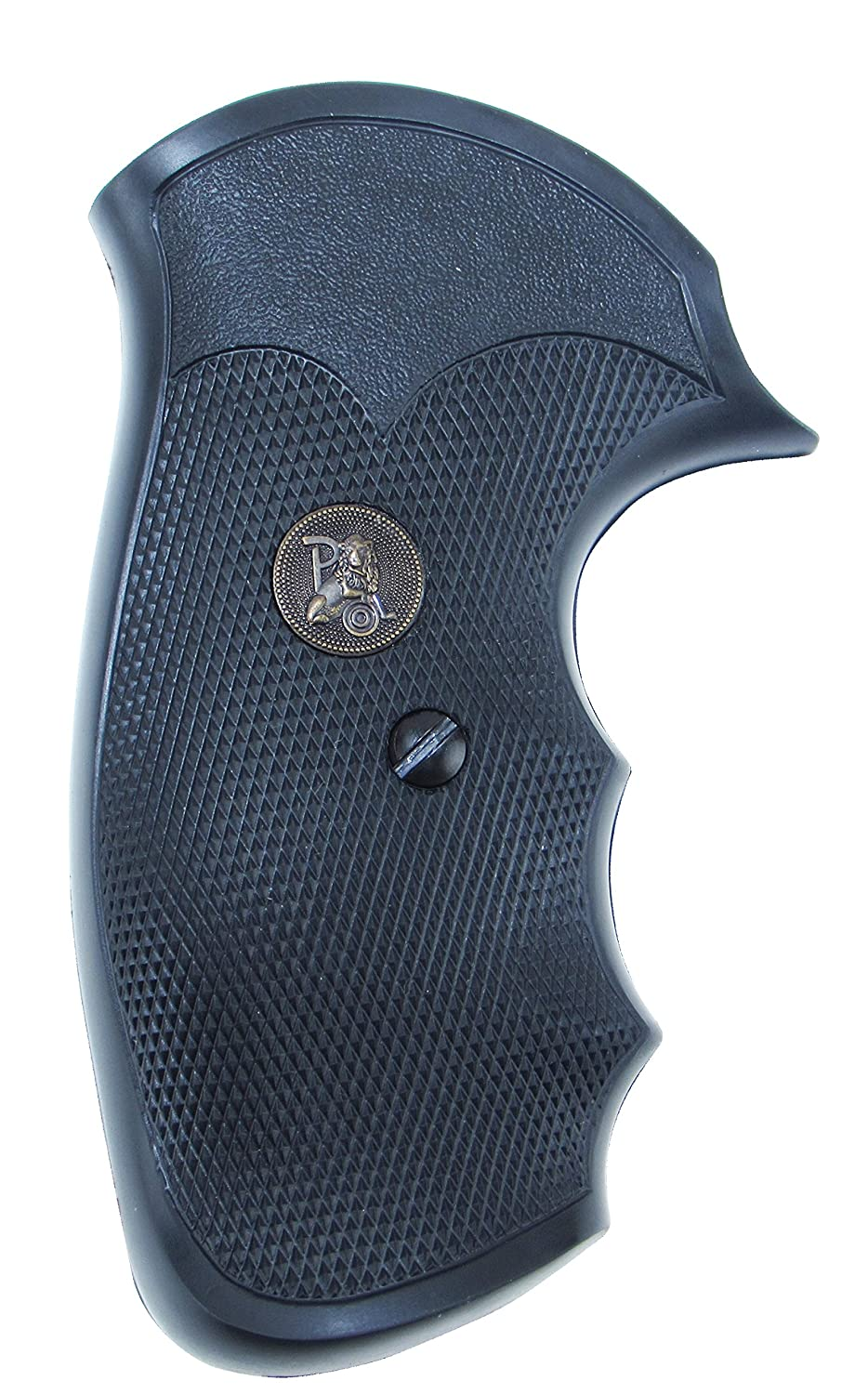 Pachmayr Grips for S and W, J Frame Square Butt by Pachmayr: Amazon ...