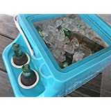 Arcticor Beverage Chilling Ice Cooler - Patented Design