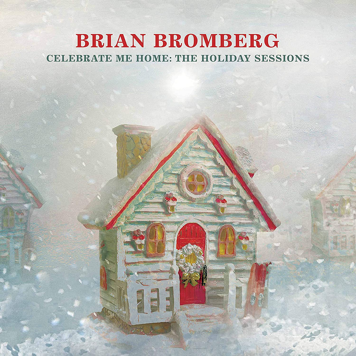 Brian Bromberg - Celebrate Me Home: The Holiday Sessions - Amazon.com Music