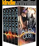 Alien Romance Box Set: Alien Cube: The Sci-FI Alien Invasion Romance (Complete Series Box Set Books 1-5) (Alien Adventure Romance Bundle Book 2)