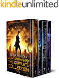Splintered Galaxy: The Complete Collection Books 1-4