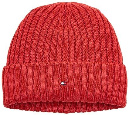 Tommy Hilfiger Boy s Cotton Cashmere Beanie Hat 480648bc691