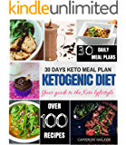 KETOGENIC DIET: Keto 30 days Meal Plan, Keto Slow Cooker Cookbook, Keto Dessert Recipes, Intermittent Fasting (Keto diet for beginners)