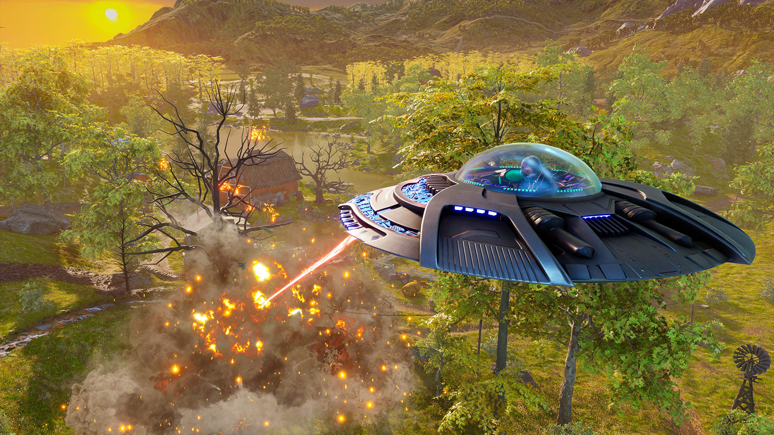 Destroy All Humans! - Xbox One by THQ Nordic (Image #3)