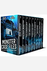 Monster Case Files Complete: Adventures with Urban Legends and Mysteries Kindle Edition