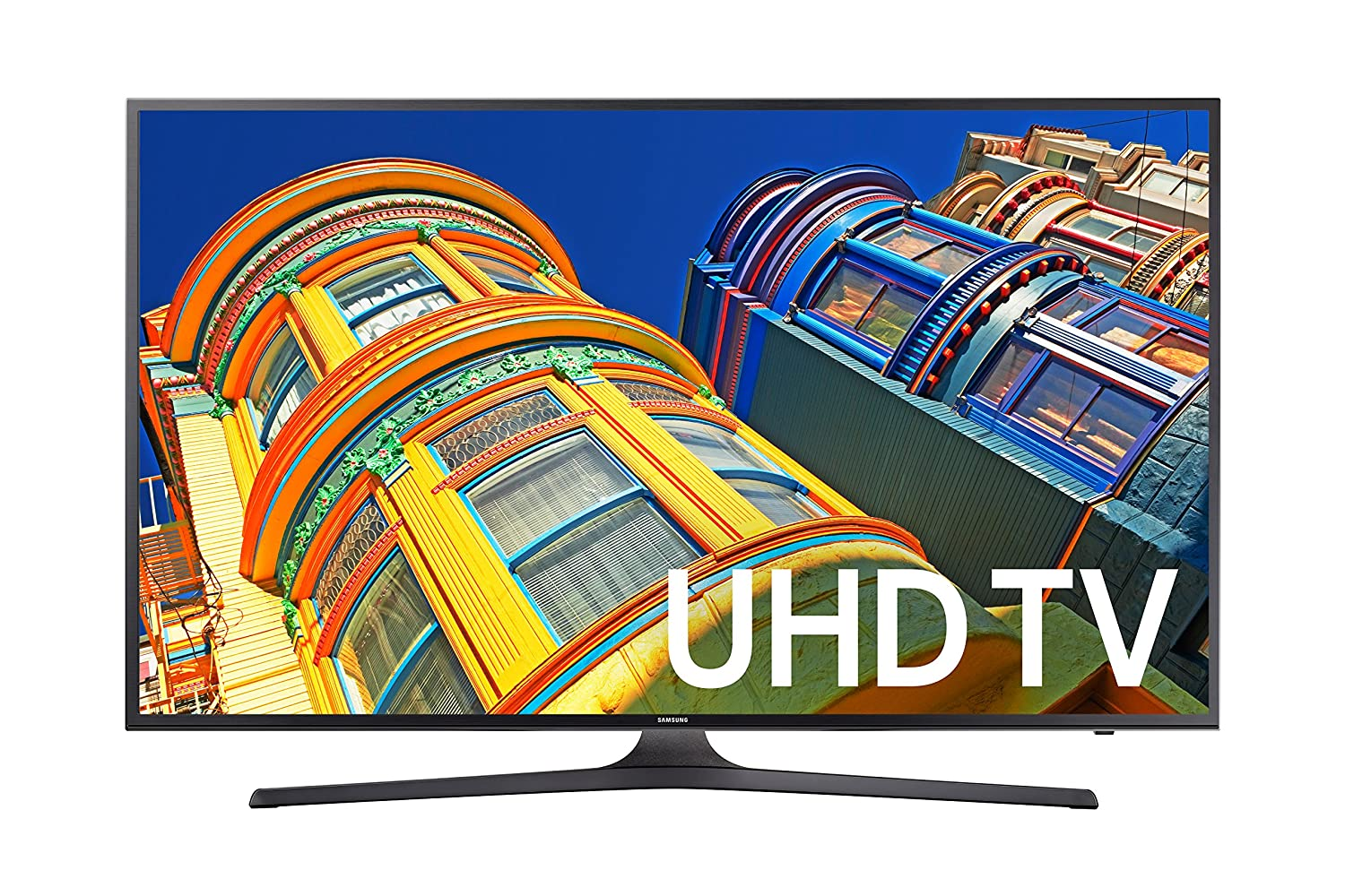 Top Smart TV with Wi-fi Samsung UN50KU6300