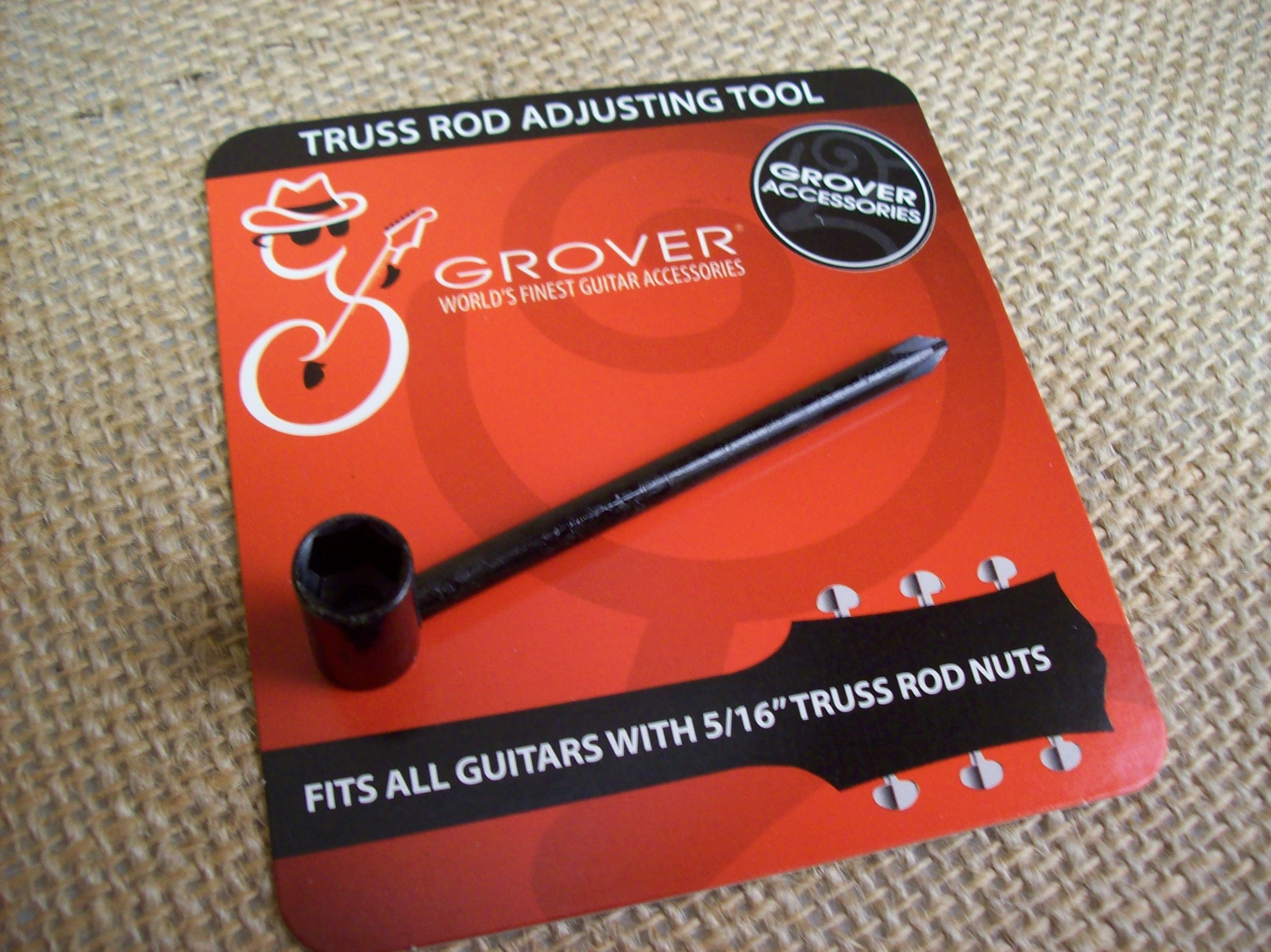 Grover 5/16'' Truss Rod Wrench