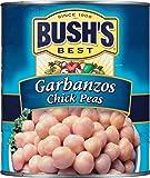 Bush's Variety Beans Garbanzos Chick Peas, 111 Ounce
