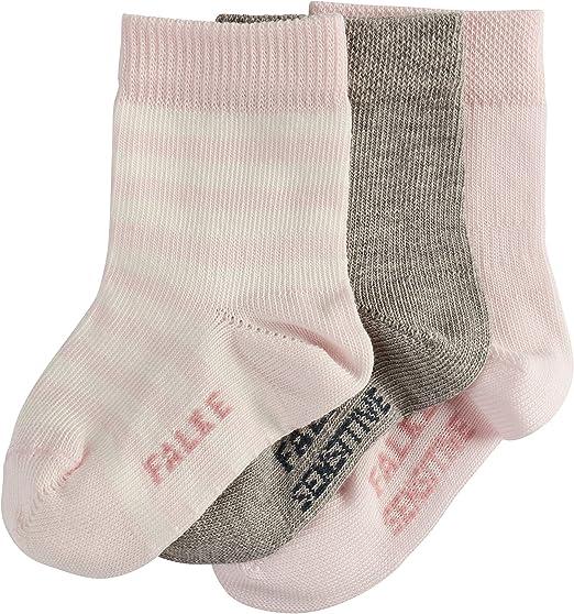 Falke Baby 3-Pack Calcetines, Bebé-Niñas: Amazon.es: Ropa y accesorios