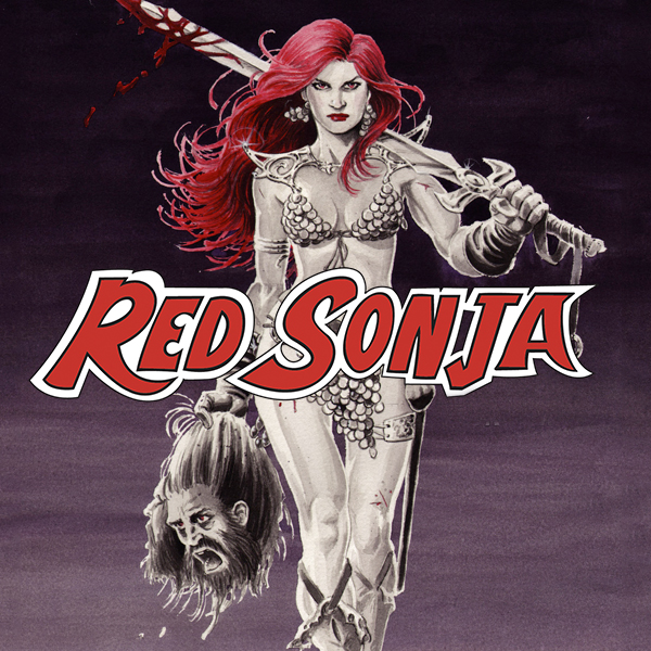Red Sonja (Issues) (25 Book Series)