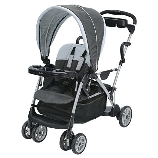 Graco RoomFor2 Stand and Ride Double Stroller Review