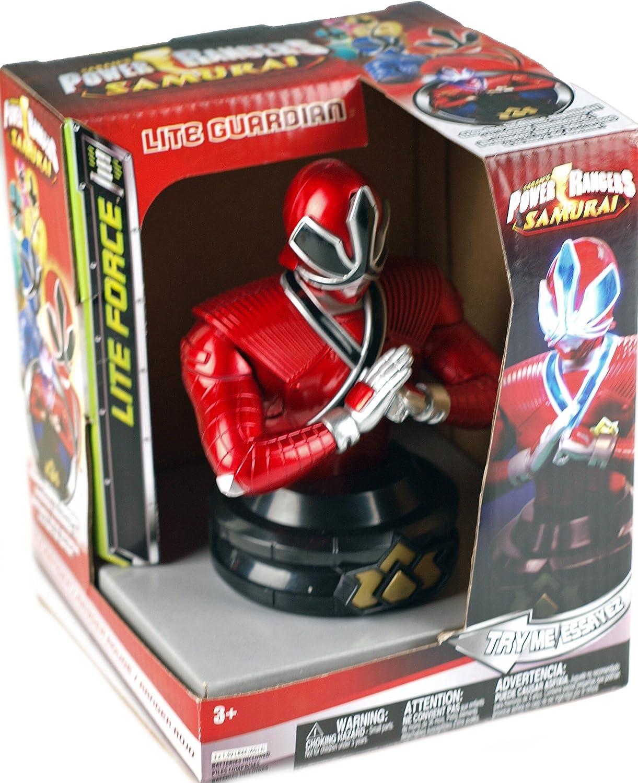 Power Rangers Boys Bedroom Night Light - Samurai Lite Guardian ...