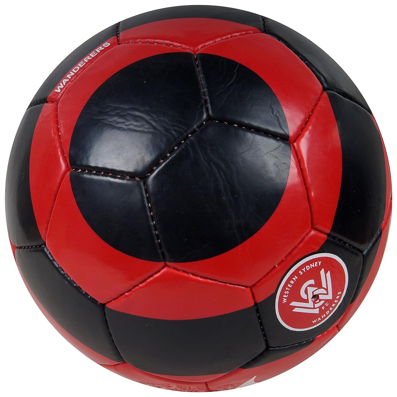 Avatoz Western Sydney Wanderes FC Football - Size: 5, Diameter:...