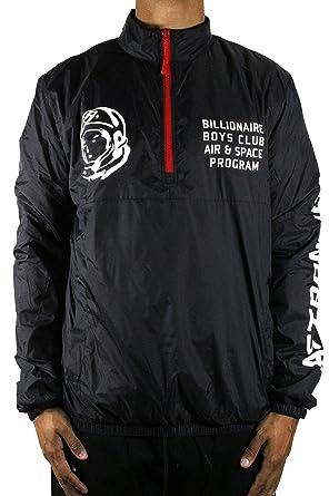 4dea0f3822a Billionaire Boys Club BB Blast Pullover Half Zip Men s Jacket (XX-Large)