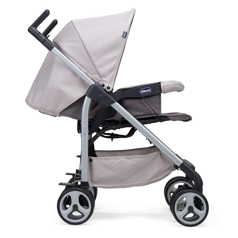 Chicco Trio Sprint - Cochecito (Cochecito de sistema de viaje, 36 mes(es), 1 Asiento(s), Beige, UMPC, Ruedas sólidas): Amazon.es: Bebé