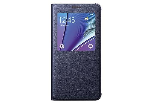 """2 opinioni per Samsung EF-CN920PBEGUS 5.7"""" Custodia a libro Nero custodia per cellulare"""