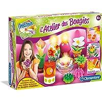 Clementoni - 52116 - l'Atelier des Bougies
