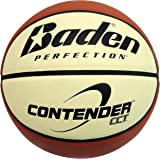 Baden Contender Tan and Cream Basketball