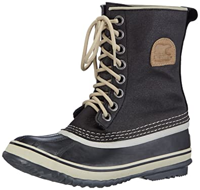 f7370f0dc23 SOREL Women s 1964 Premium CVS WMNS-W Snow Boot Black Fossil 5 ...