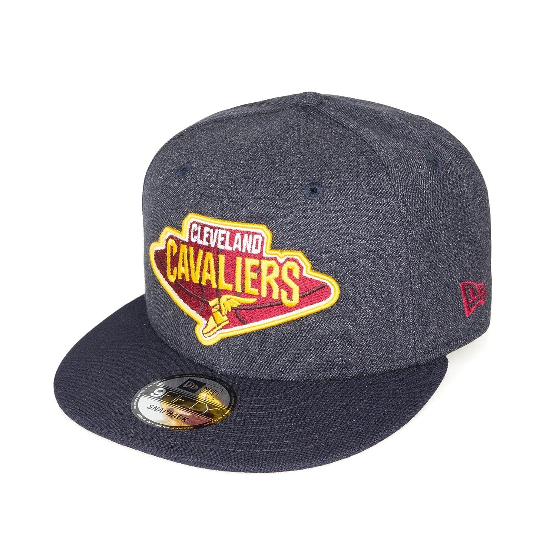 NEW ERA Cap - Cleveland Cavaliers - Azul - Gorra - 9 FIFTY - Gorra ...