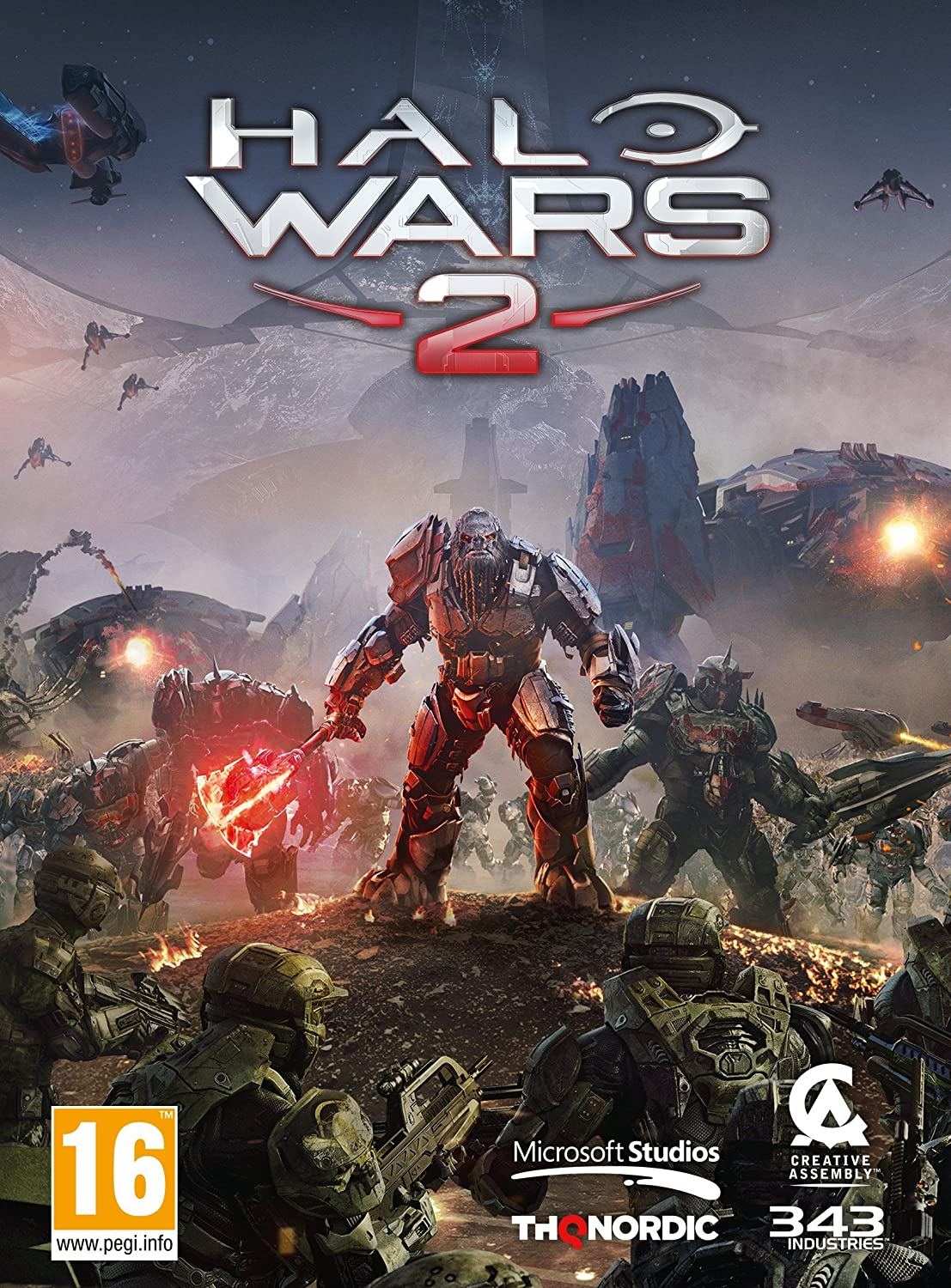 Halo Wars 2 - Standard Edition (PC DVD): Amazon co uk: PC & Video Games