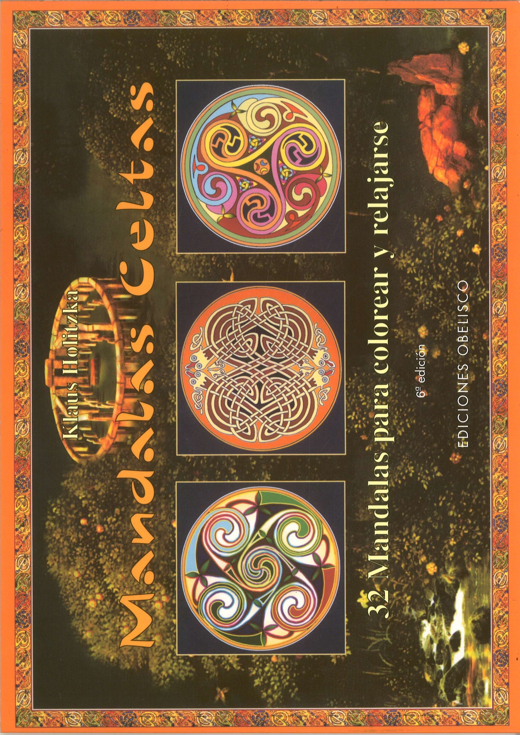 Mandalas celtas (LIBROS SINGULARES): Amazon.es: KLAUS HOLITZKA: Libros