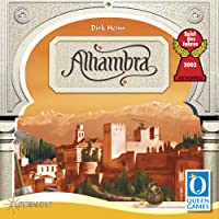 Asmodee - QGAL01 - Jeu de Stratégie - Alhambra