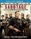 Sabotage (Blu-ray + DVD + DIGITAL HD with UltraViolet)
