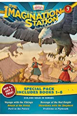 Imagination Station Special Pack: Books 1-6 (AIO Imagination Station Books) Paperback