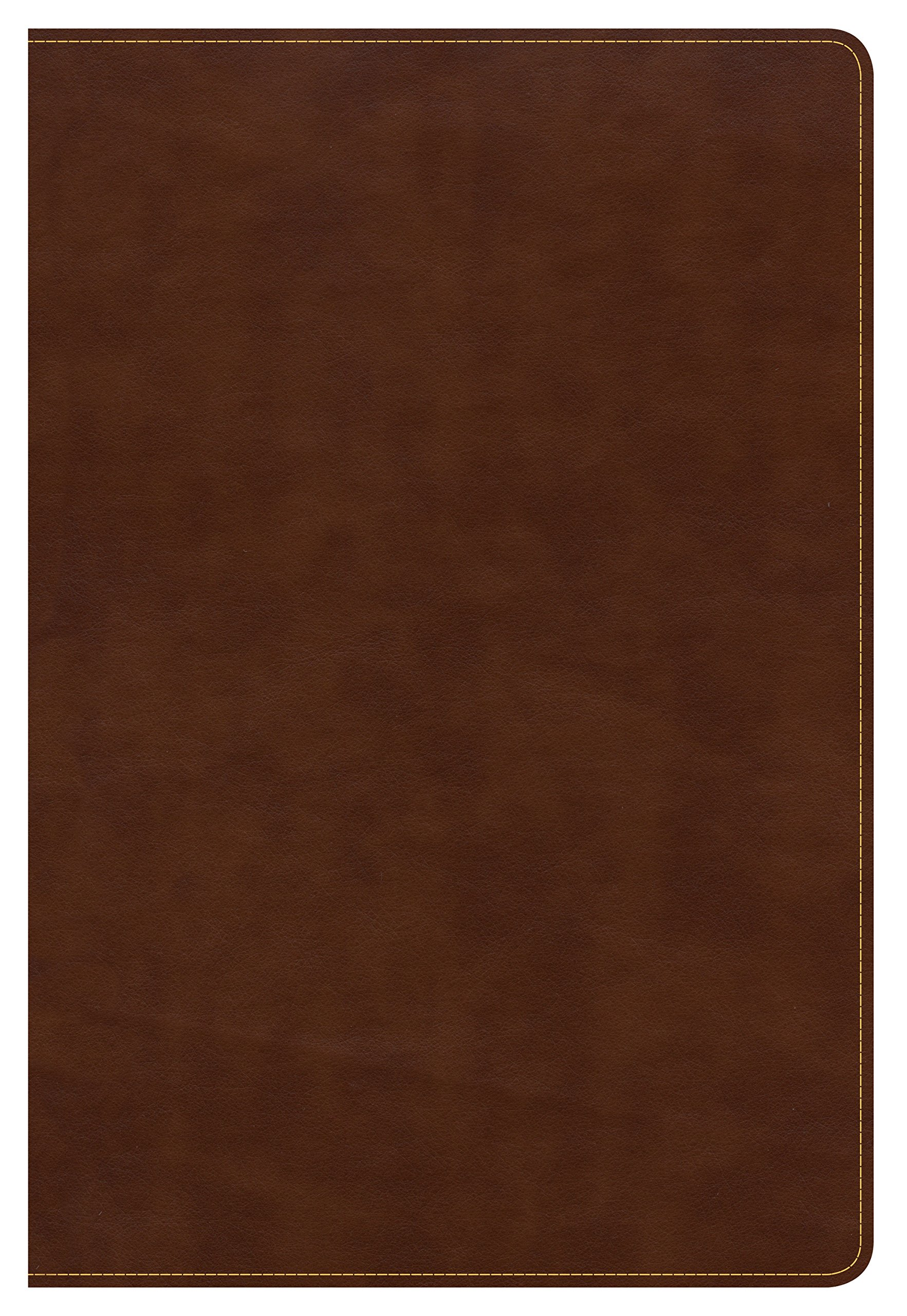 Read Online CSB Large Print Ultrathin Reference Bible, British Tan LeatherTouch, Black Letter Edition, Indexed PDF