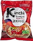 Nong Shim Instantnudeln, Kim Chi Ramen, 20er Pack (20 x 120 g Packung)