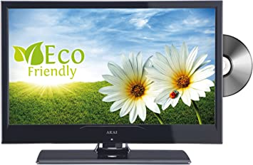 Akai ALED1909TBK LED TV - Televisor (48,26 cm (19