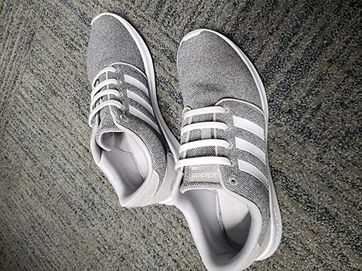 adidas Women's Cloudfoam Qt Racer Running Shoe The name Cloudfoam is perfect since they are so so comfortable