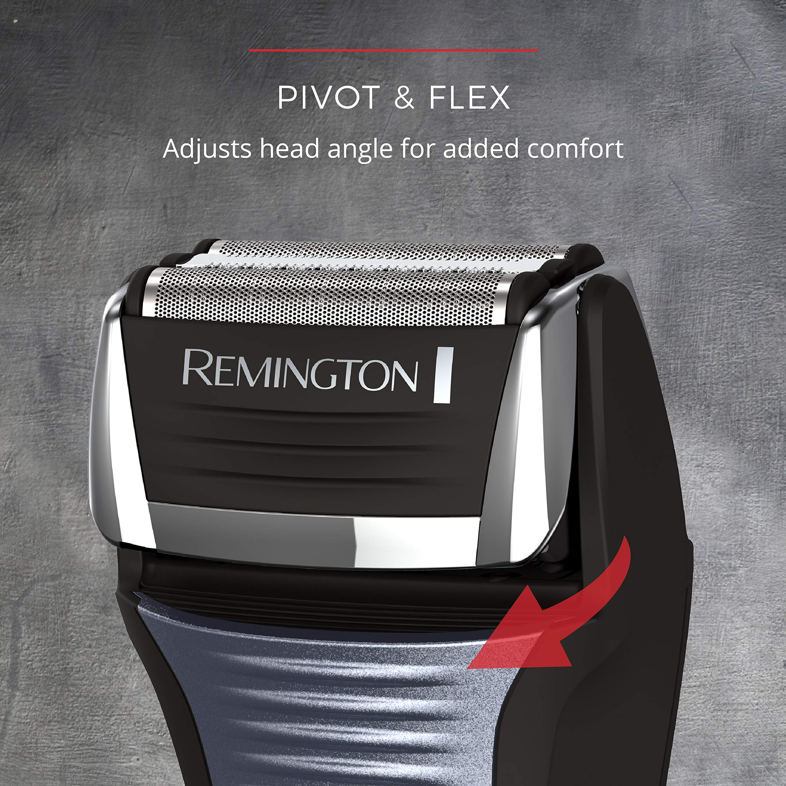 Remington F5-5800 Foil Shaver, Men's Electric Razor, Electric Shaver, Black by Remington (Image #3)